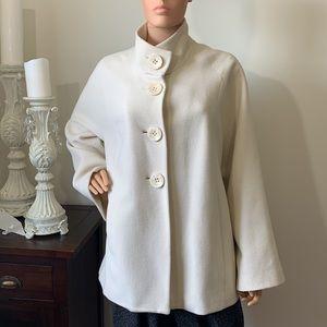 Gorgeous wool jacket size 16